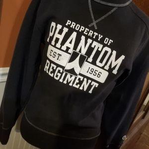 Vintage Men's or Women's Champion Sweatshirt Black